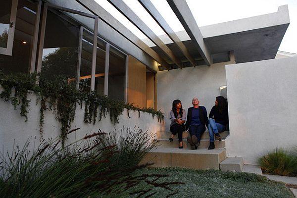 Thiết kế biệt thự vườn hiện đại ở Inglewood 2