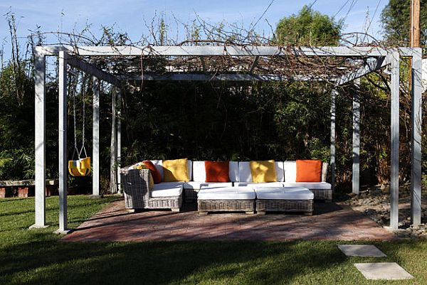 Thiết kế biệt thự vườn hiện đại ở Inglewood 7