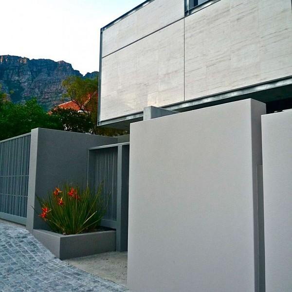 Thiết kế nhà phố 1 trệt 1 lầu ở Nam Phi 3