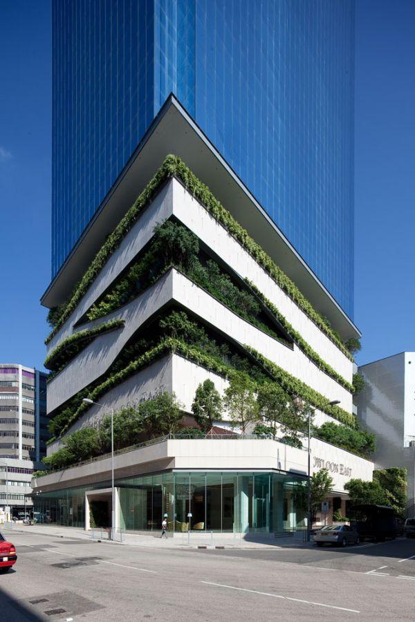 Thiết kế nhà phố 28 tầng ở Trung Quốc 4