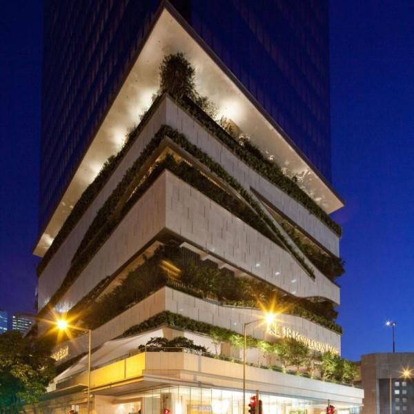 Thiết kế nhà phố 28 tầng ở Trung Quốc 5