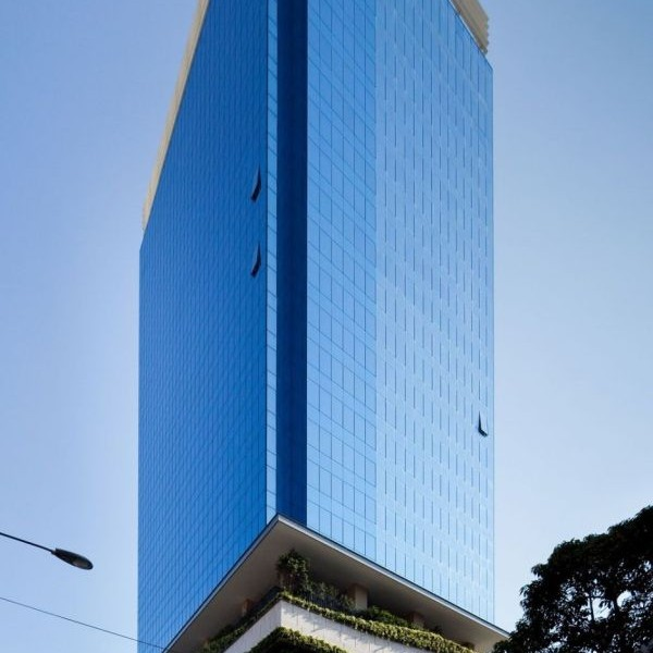 Thiết kế nhà phố 28 tầng ở Trung Quốc