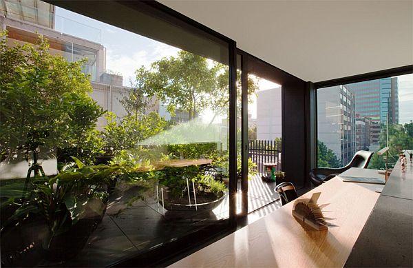 Thiết kế nhà phố 80m2 2 mặt tiền ở Australia 6