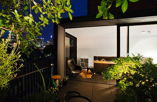 Thiết kế nhà phố 80m2 2 mặt tiền ở Australia 7