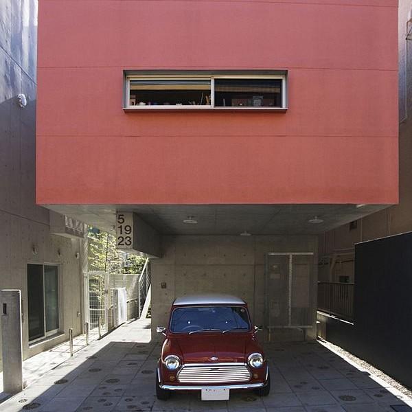 Thiết kế nhà phố 80m2 đẹp ở Tokyo 4