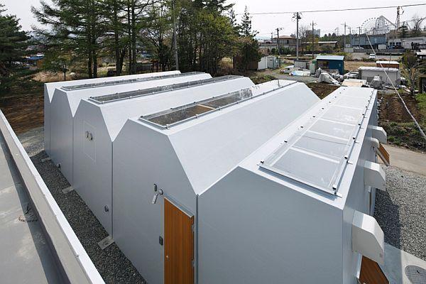 Thiết kế nhà phố có không gian tươi mát ở Nhật Bản 2