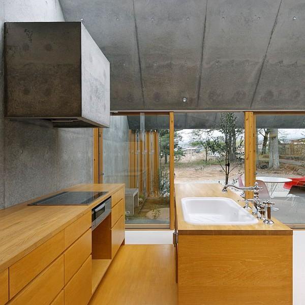 Thiết kế nhà phố có không gian tươi mát ở Nhật Bản 6