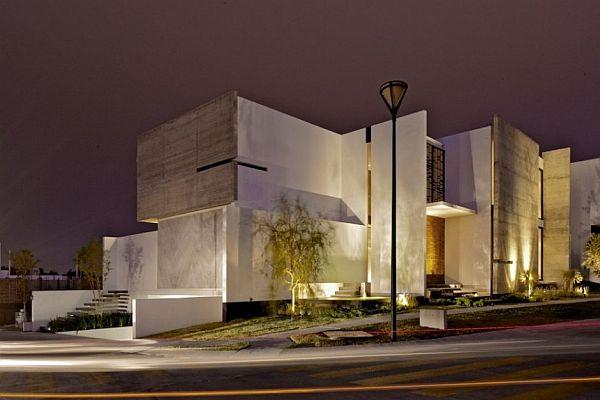 Thiết kế nhà phố đẹp bắt mắt của kiến trúc sư Agraz 3