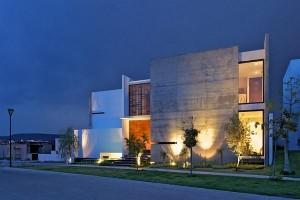 Thiết kế nhà phố đẹp bắt mắt của kiến trúc sư Agraz