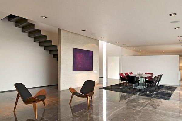 Thiết kế nhà phố đẹp bắt mắt của kiến trúc sư Agraz 4