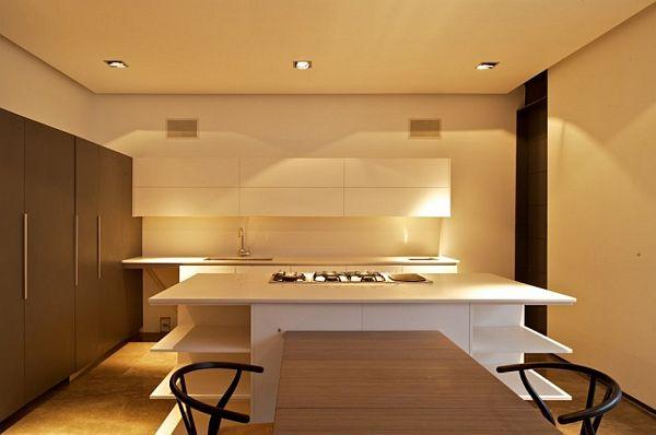 Thiết kế nhà phố đẹp bắt mắt của kiến trúc sư Agraz 5