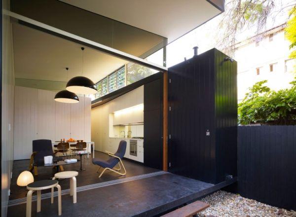Thiết kế nhà phố đẹp đương đại ở Sydney 2
