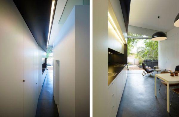 Thiết kế nhà phố đẹp đương đại ở Sydney 5