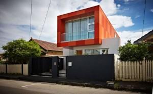 Thiết kế nhà phố độc đáo hiện đại tại Úc 3