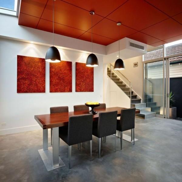 Thiết kế nhà phố độc đáo hiện đại tại Úc 5