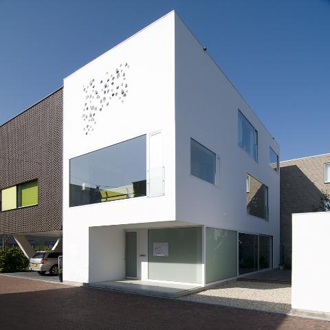 Thiết kế nhà phố độc đáo hình bát giác ở  Hà Lan 2
