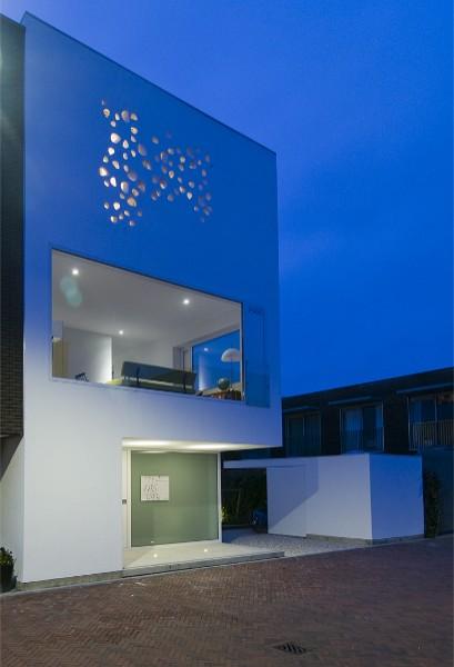 Thiết kế nhà phố độc đáo hình bát giác ở  Hà Lan 3