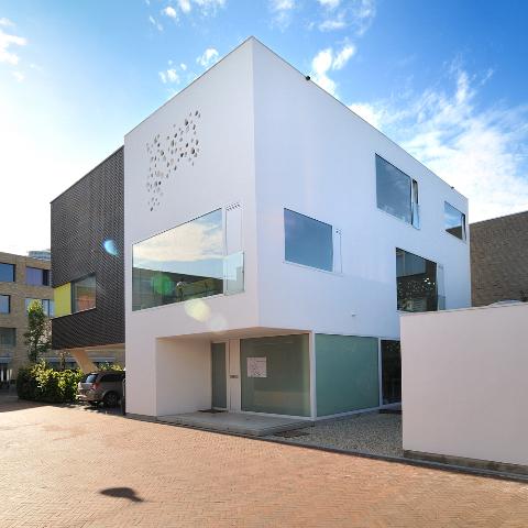 Thiết kế nhà phố độc đáo hình bát giác ở  Hà Lan 7