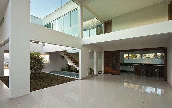 Thiết kế nhà phố hấp dẫn và xinh đẹp ở Brazil 4