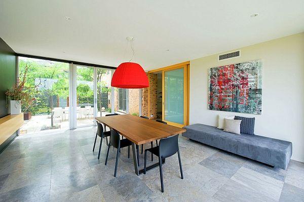 Thiết kế nhà phố hiện đại và đáng yêu ở Perth 2