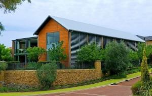 Thiết kế nhà phố hiện đại và đáng yêu ở Perth 3