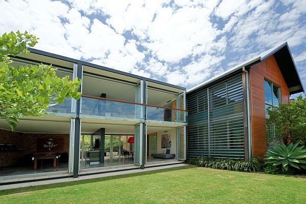 Thiết kế nhà phố hiện đại và đáng yêu ở Perth 4