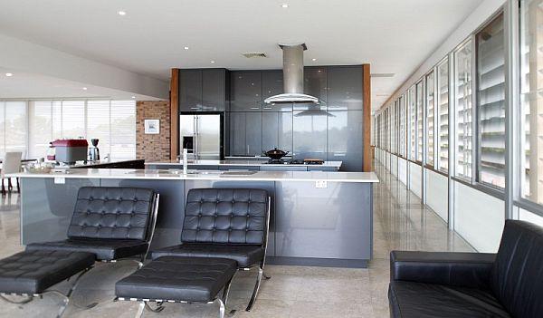 Thiết kế nhà phố hiện đại và đáng yêu ở Perth 6