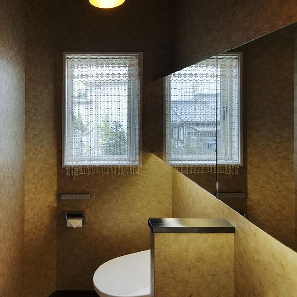 Thiết kế nhà phố sang trọng bằng gỗ ở Nhật Bản 3