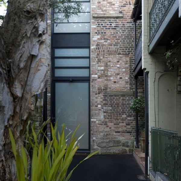 Thiết kế nhà phố tân trang hoàn toàn mới ở Australia 2