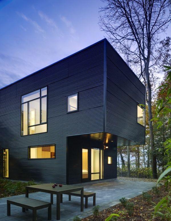 Thiết kế nhà phố thân thiện với môi trường ở Delaware 2