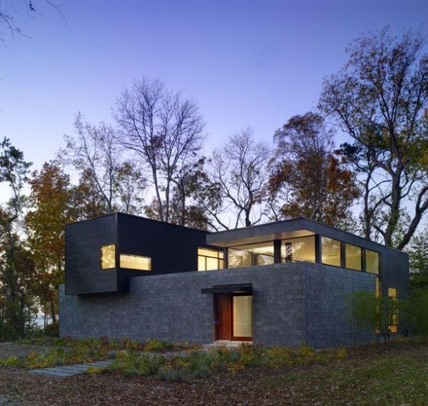 Thiết kế nhà phố thân thiện với môi trường ở Delaware