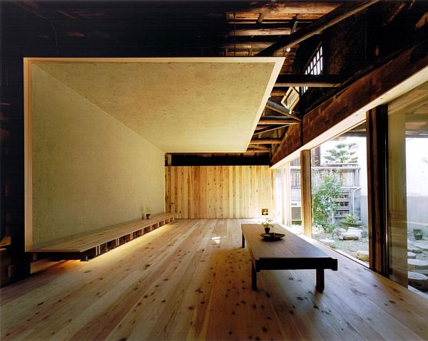 Truyền thống cải tạo nhà phố bằng gỗ ở Nhật Bản 2