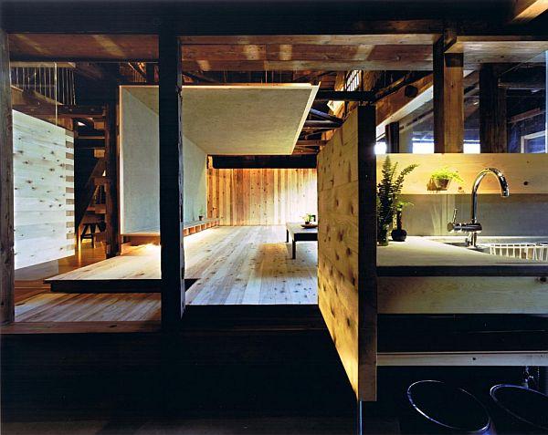 Truyền thống cải tạo nhà phố bằng gỗ ở Nhật Bản 3