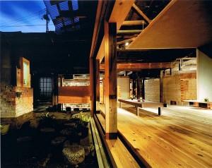 Truyền thống cải tạo nhà phố bằng gỗ ở Nhật Bản