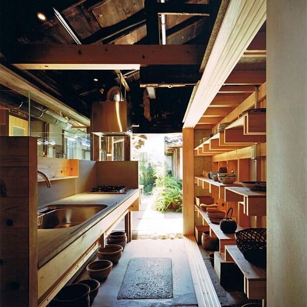 Truyền thống cải tạo nhà phố bằng gỗ ở Nhật Bản 4