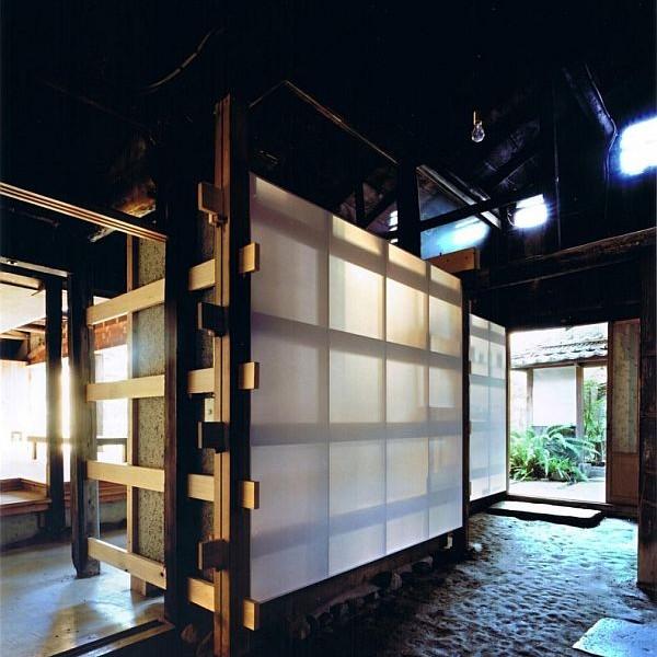 Truyền thống cải tạo nhà phố bằng gỗ ở Nhật Bản 5