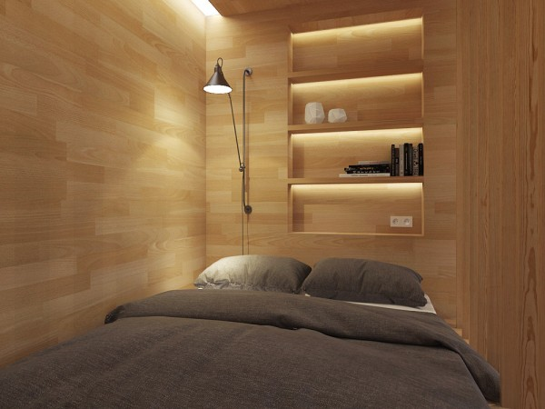 wood-paneled-bedroom-600x450