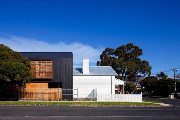Mẫu nhà phố có cấu trúc độc đáo ở Úc