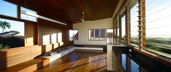 Thiết kế biệt thự 400m2 nằm tại Australia 3