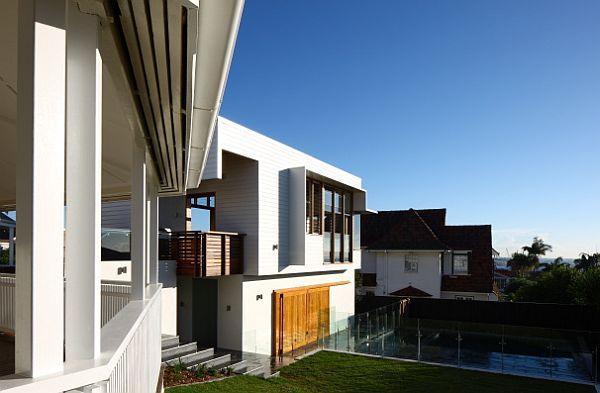 Thiết kế biệt thự 400m2 nằm tại Australia 4