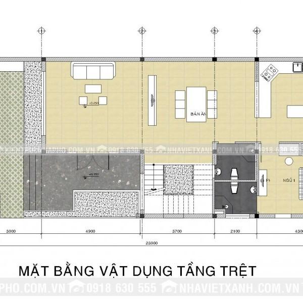 thiet-ke-biet-thu-hien-dai-8x23m-cua-anh-duong-chi-ha-long-an